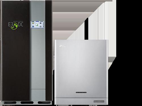 Speichersysteme LG E3DC