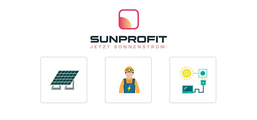 SunProfit Konfigurator Start